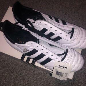 Adidas Limited Edi. Copa Mundial FG wht/blk SZ 9